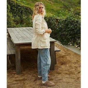 Free People NWOT Paloma high rise slouchy jeans
